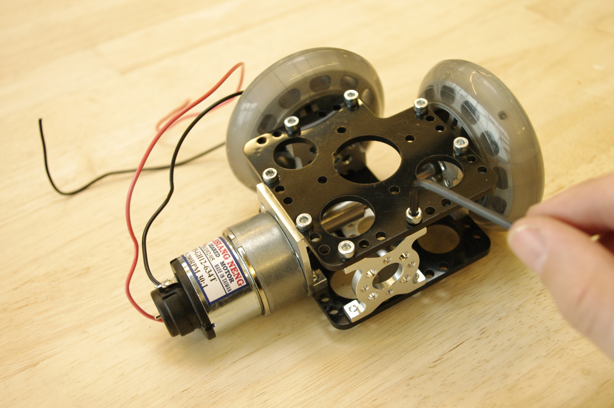 Picture of Build a Drive Assembly