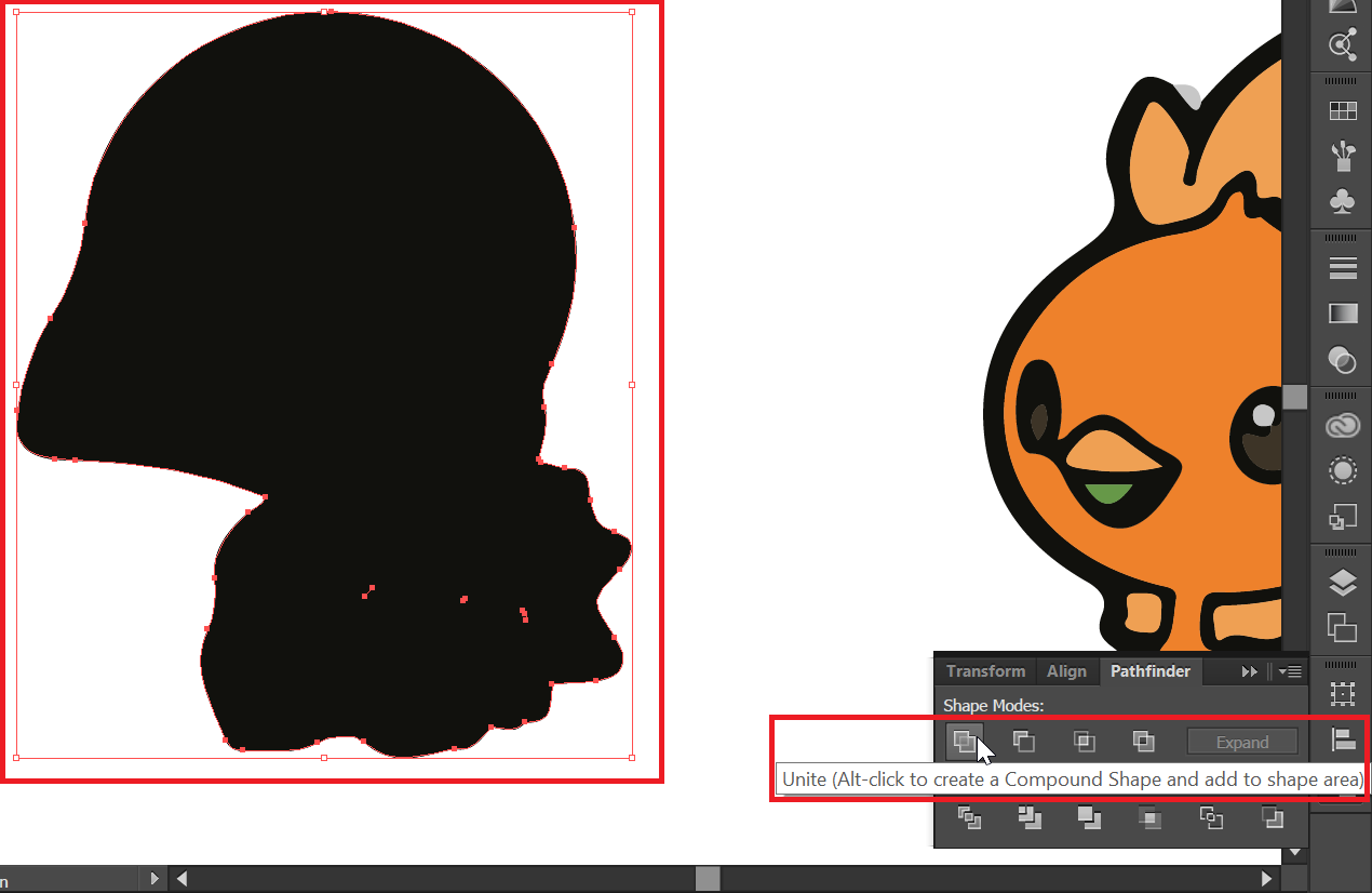 Picture of Create Outline Pt. 2