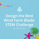 How to Design the Best Wind Farm Blade in Tinkercad