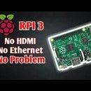 Installing Raspbian in Raspberry Pi 3 B Without HDMI | Getting Started With Raspberry Pi 3B | Setting Up Your Raspberry Pi 3