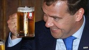 Newsflash: beer is now alcoholic!
