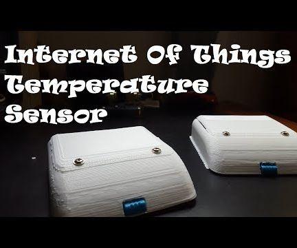 How to Make IOT Temperature Sensor