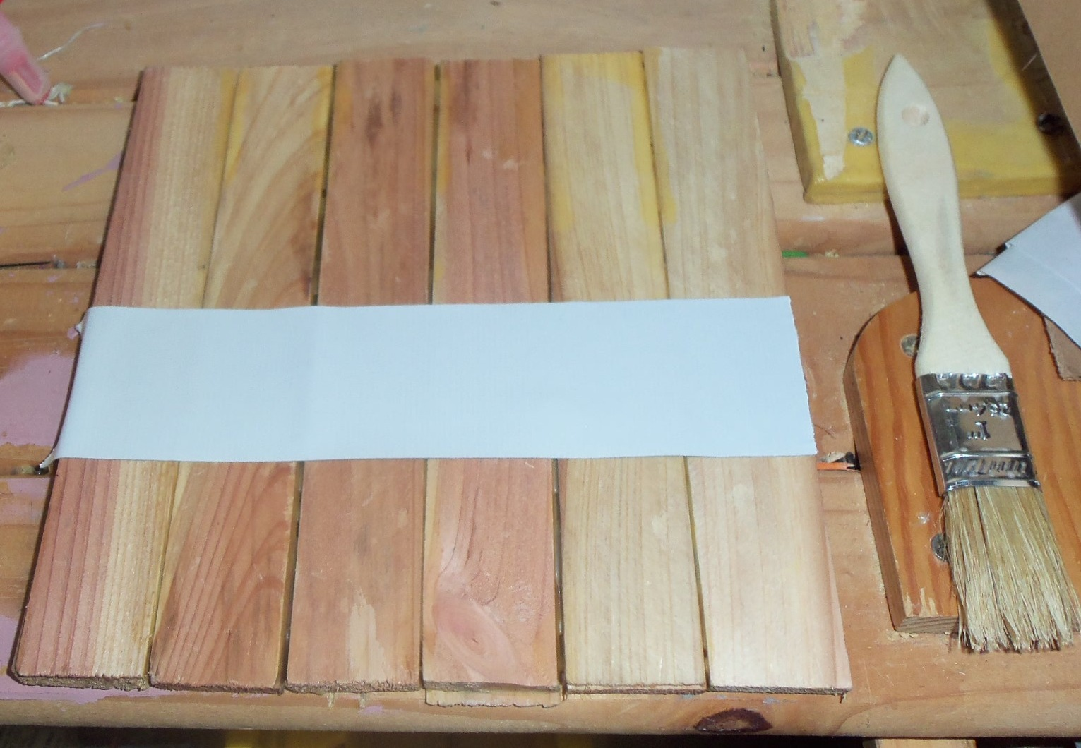 Picture of Make Base of Box