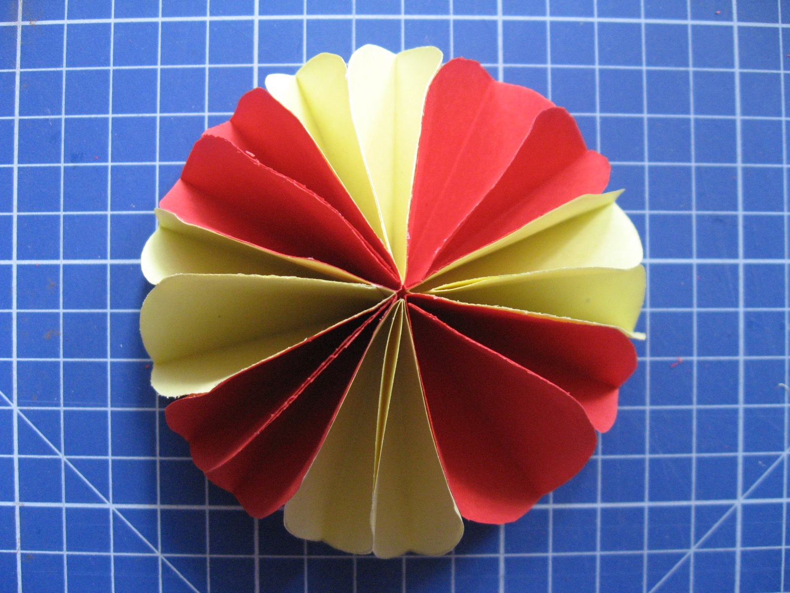 Picture of Ornamental Paper Flower