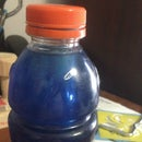 Hidden Compartment in Gatorade Bottle