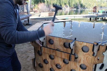 Lake Tahoe: Assembling the Parts