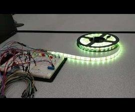 Arduino Guitar Pitch Detection
