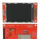 Cheap TFT 2.2 inch Display on Arduino (ILI9340C or ILI9341)