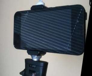 Cell Phone Car Holder With Tripod Mount