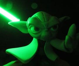 Disney Infinity Light FX Battery Mod