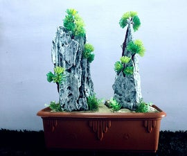 Beaded Bonsai Tree