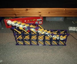 Knex Rod sorting machine