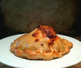 Calzano: A Pizza Eruption