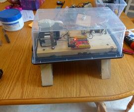 Weatherproof arduino