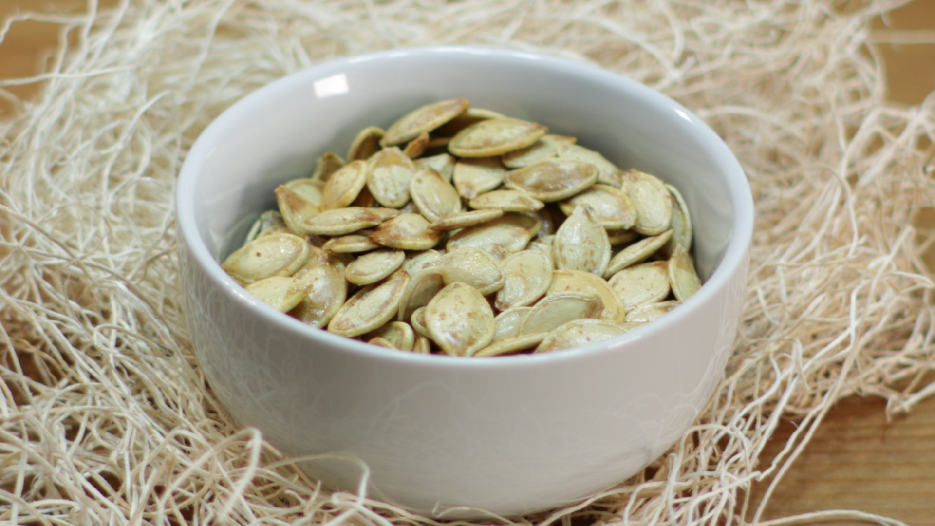 Picture of Easy Roasted Pumpkin Seeds
