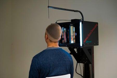 Generate a 3D Scan