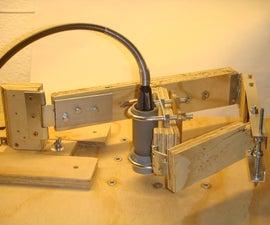 Homemade Rotary/Flat Engraver