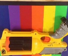 Nerf Gun Modding