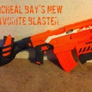 Nerf Nstrike Elite Demolisher Missile Launcher Mod