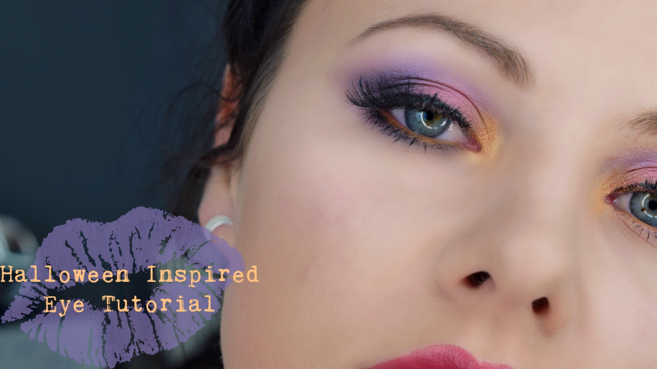Picture of Halloween Inspired Eye Makeup