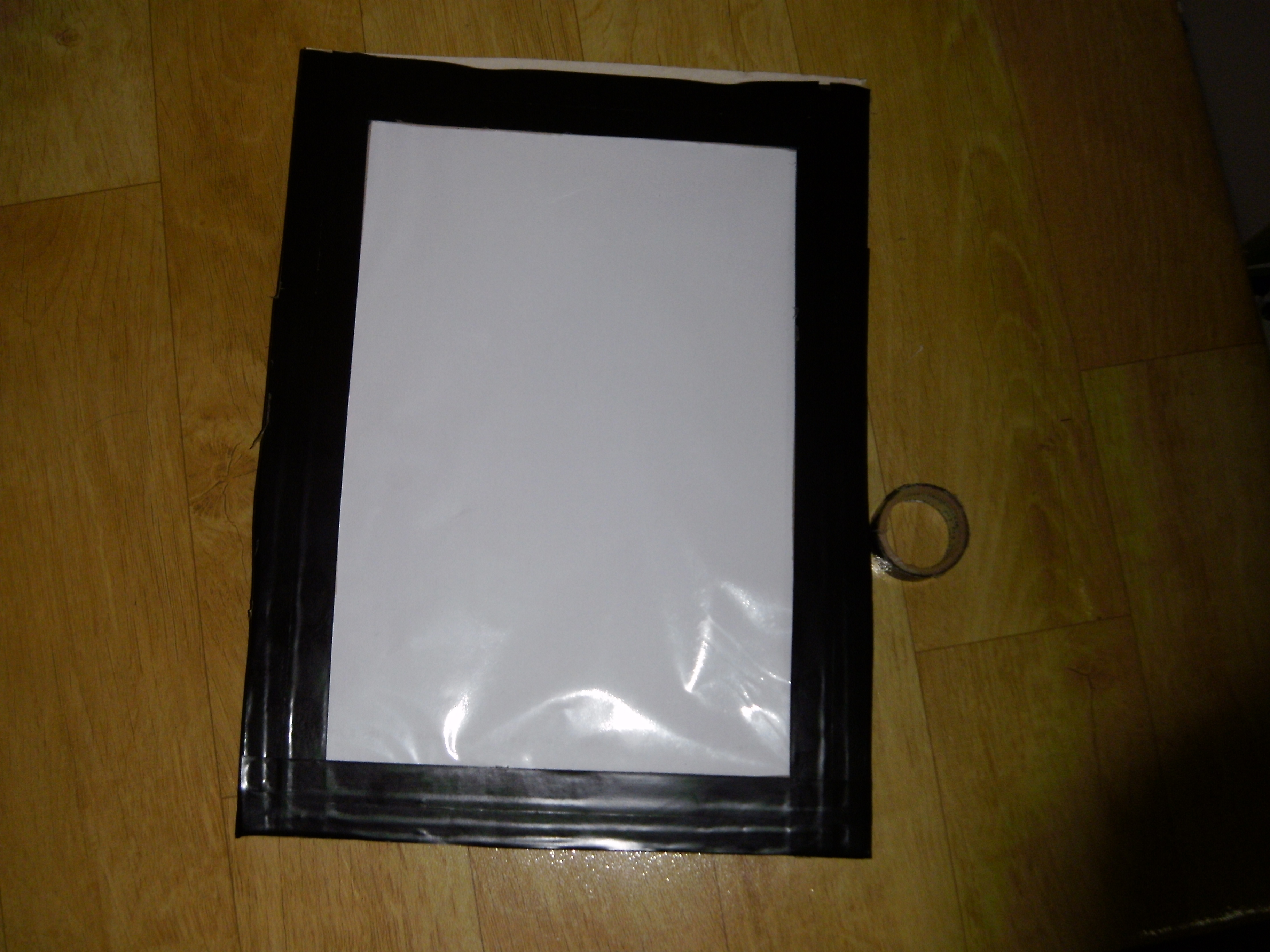 Picture of Attach the Backing Piece