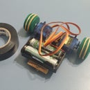 Simple Line Follower Robot With No Programming - Analog Line Follower