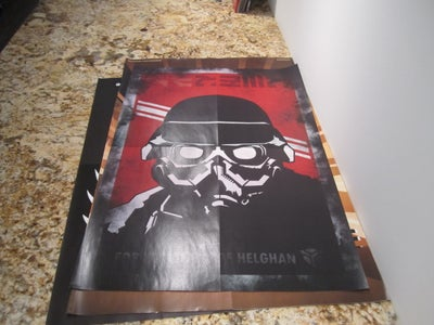 Some Posters I Made. (Sorry About It Being Sideways. Couldn't Rotate the Image.)