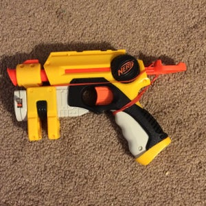 How to Modify a Nerf Nite Finder With Rubberbands