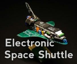 电子航天飞机