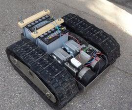 Remote Control Tank Drive