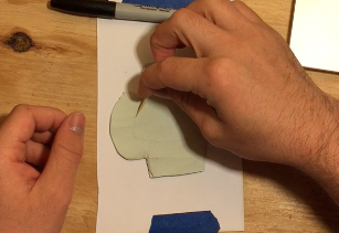 Picture of Picking or Making the Molded Item!