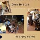 Drum Set 1-2-3