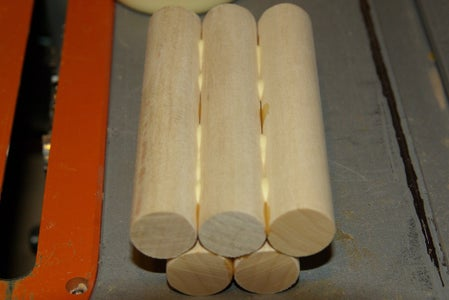 Dynamite Sticks (cont'd)