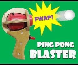 Ping Pong Blaster