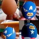 Superhero Egg