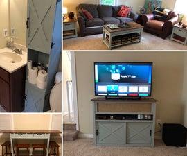 DIY Professional Furniture for Amateurs