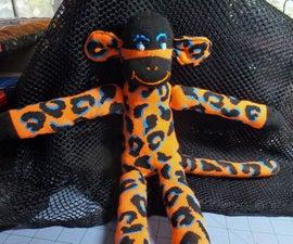 Make A Sock Monkey!
