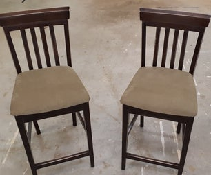 Chair Repair: Curbside Rescue