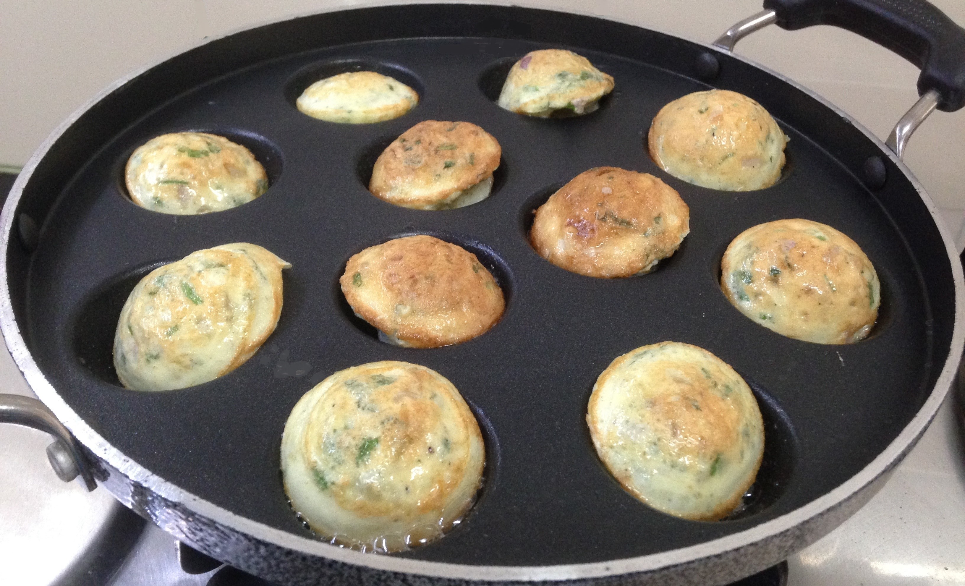 Picture of Flip the Egg Bites for Uniform Cooking