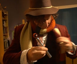 How to Make the 4th Doctor's Sonic Screw Driver
