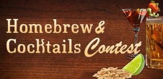 Homebrew & Cocktails Contest