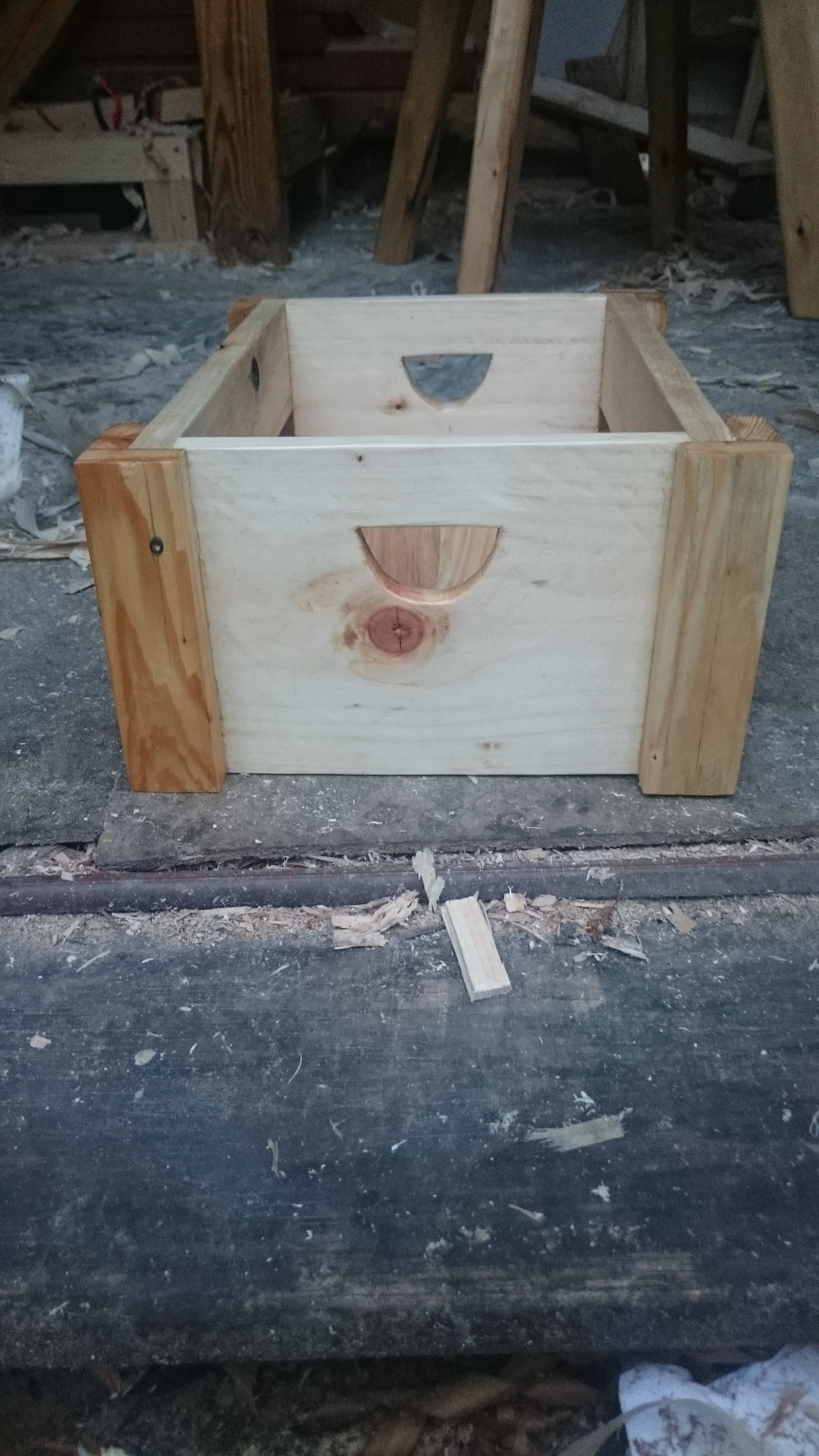 Picture of Finishing the Box
