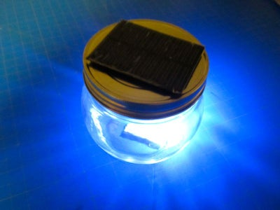 Non Soldering Solar Lantern