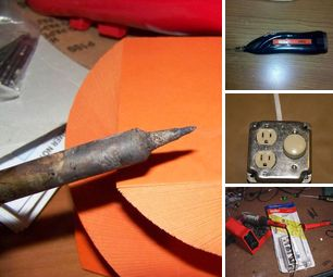 Projects Using Soldering Irons