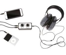 Making an Audio Mixer