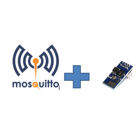 MQTT+NODE-RED+ESP8266