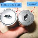 Mod Film for use in super old cameras (620 film)
