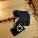 How to make a Camera/ Phone case out of old jeans