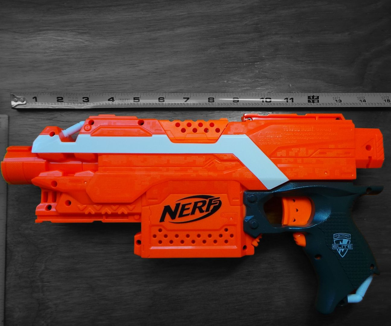 Beginner's Stryfe Modification: 15 Steps (with Pictures)