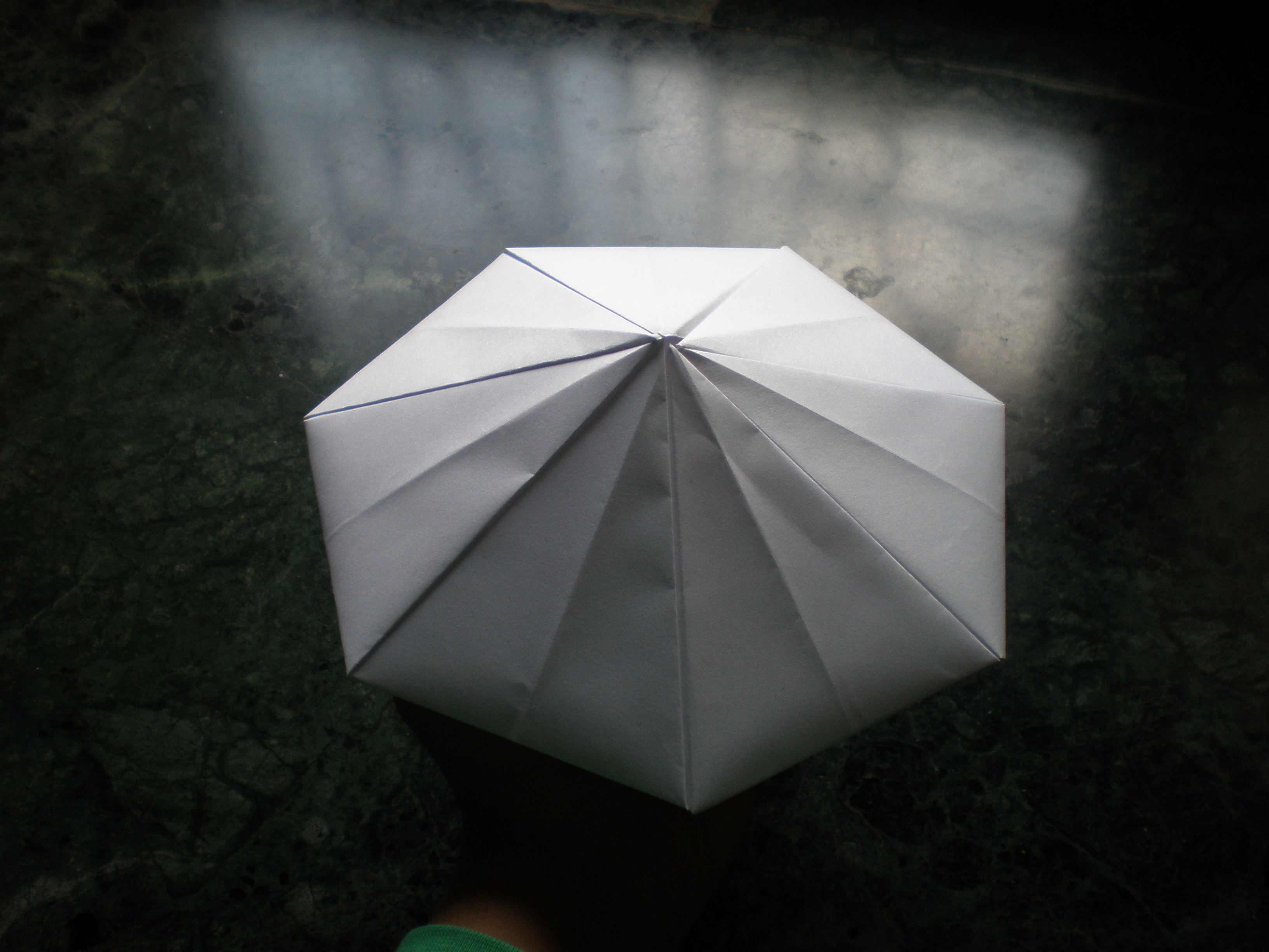 Picture of Space Origami: Alien Mothership